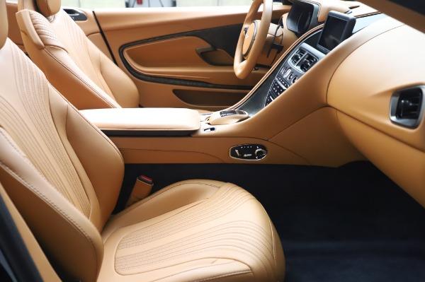 Used 2019 Aston Martin DB11 Volante Convertible for sale $198,900 at Bugatti of Greenwich in Greenwich CT 06830 19