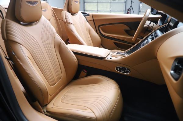 Used 2019 Aston Martin DB11 Volante Convertible for sale $198,900 at Bugatti of Greenwich in Greenwich CT 06830 20