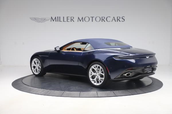 Used 2019 Aston Martin DB11 Volante Convertible for sale $198,900 at Bugatti of Greenwich in Greenwich CT 06830 22