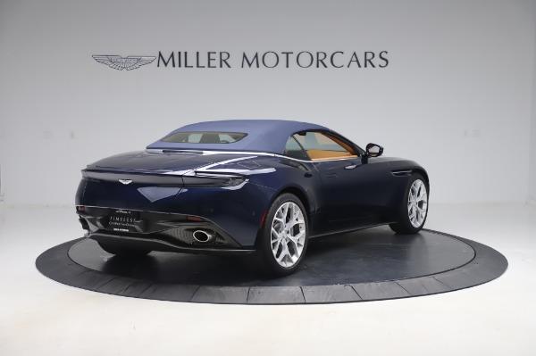 Used 2019 Aston Martin DB11 Volante Convertible for sale $198,900 at Bugatti of Greenwich in Greenwich CT 06830 23