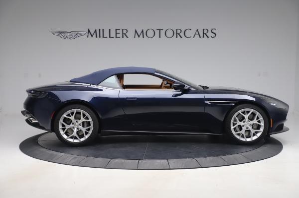 Used 2019 Aston Martin DB11 Volante Convertible for sale $198,900 at Bugatti of Greenwich in Greenwich CT 06830 24