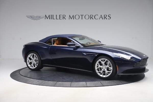 Used 2019 Aston Martin DB11 Volante Convertible for sale $198,900 at Bugatti of Greenwich in Greenwich CT 06830 25