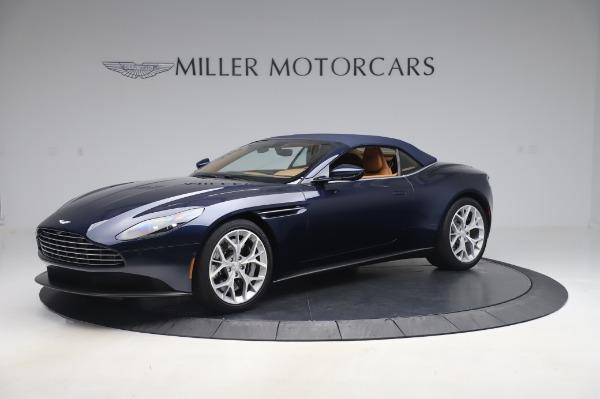 Used 2019 Aston Martin DB11 Volante Convertible for sale $198,900 at Bugatti of Greenwich in Greenwich CT 06830 26