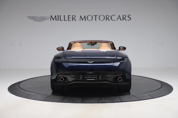 Used 2019 Aston Martin DB11 Volante Convertible for sale $198,900 at Bugatti of Greenwich in Greenwich CT 06830 5