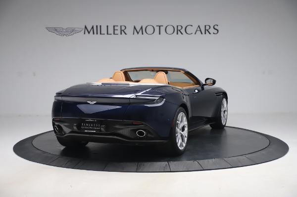 Used 2019 Aston Martin DB11 Volante Convertible for sale $198,900 at Bugatti of Greenwich in Greenwich CT 06830 6