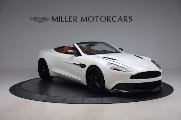 Used 2018 Aston Martin Vanquish S Volante for sale Sold at Bugatti of Greenwich in Greenwich CT 06830 10