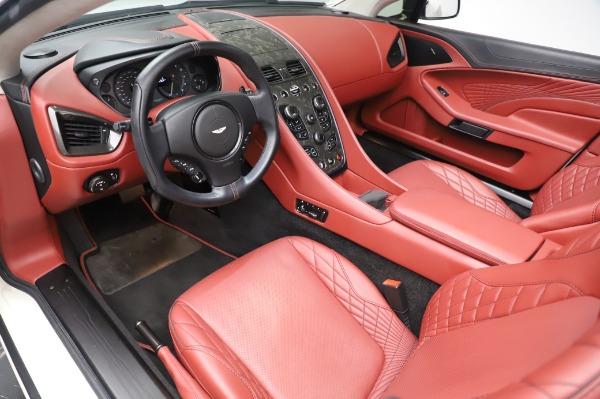 Used 2018 Aston Martin Vanquish S Volante for sale $183,900 at Bugatti of Greenwich in Greenwich CT 06830 13