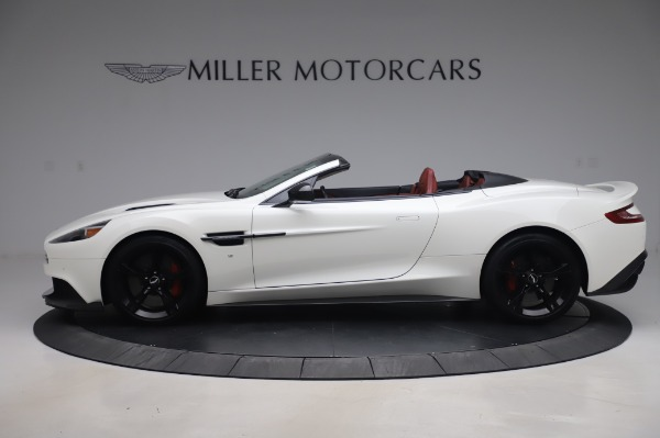 Used 2018 Aston Martin Vanquish S Volante for sale Sold at Bugatti of Greenwich in Greenwich CT 06830 2