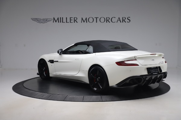 Used 2018 Aston Martin Vanquish S Volante for sale Sold at Bugatti of Greenwich in Greenwich CT 06830 23