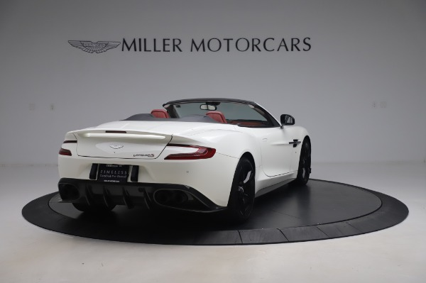 Used 2018 Aston Martin Vanquish S Volante for sale Sold at Bugatti of Greenwich in Greenwich CT 06830 6
