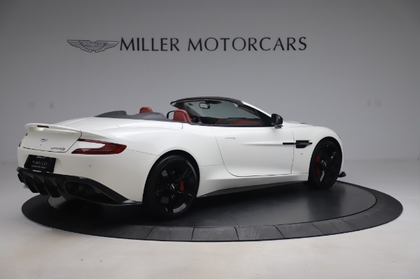 Used 2018 Aston Martin Vanquish S Volante for sale Sold at Bugatti of Greenwich in Greenwich CT 06830 7