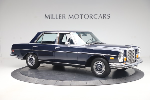 Used 1971 Mercedes Benz 300 SEL 6.3 for sale $117,000 at Bugatti of Greenwich in Greenwich CT 06830 10