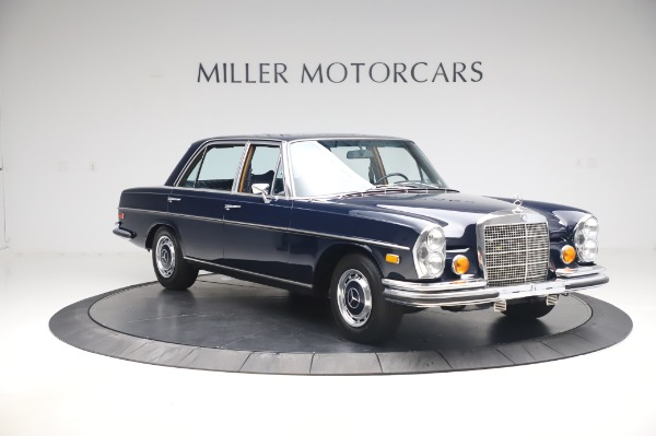 Used 1971 Mercedes Benz 300 SEL 6.3 for sale $117,000 at Bugatti of Greenwich in Greenwich CT 06830 11