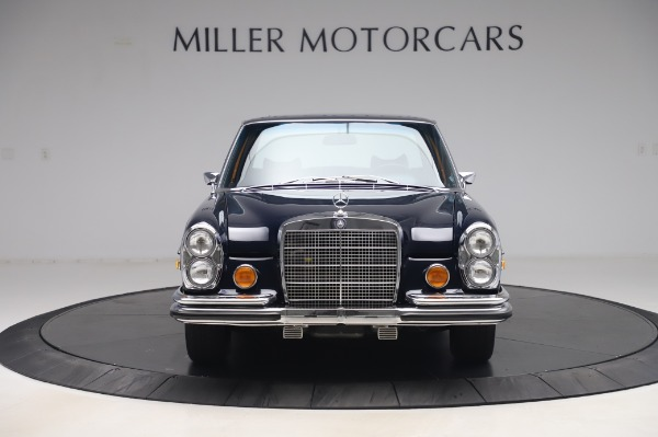 Used 1971 Mercedes Benz 300 SEL 6.3 for sale $117,000 at Bugatti of Greenwich in Greenwich CT 06830 12
