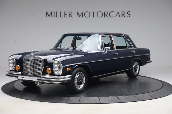 Used 1971 Mercedes Benz 300 SEL 6.3 for sale $117,000 at Bugatti of Greenwich in Greenwich CT 06830 2