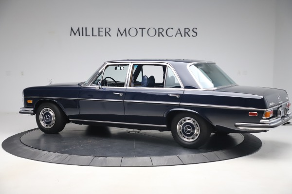 Used 1971 Mercedes Benz 300 SEL 6.3 for sale $117,000 at Bugatti of Greenwich in Greenwich CT 06830 4