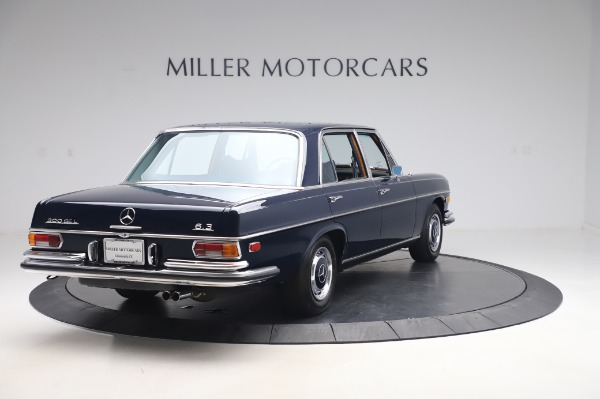 Used 1971 Mercedes Benz 300 SEL 6.3 for sale $117,000 at Bugatti of Greenwich in Greenwich CT 06830 7