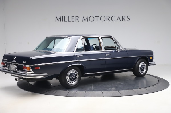 Used 1971 Mercedes Benz 300 SEL 6.3 for sale $117,000 at Bugatti of Greenwich in Greenwich CT 06830 8