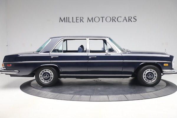 Used 1971 Mercedes Benz 300 SEL 6.3 for sale $117,000 at Bugatti of Greenwich in Greenwich CT 06830 9
