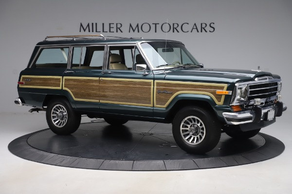 Used 1991 Jeep Grand Wagoneer for sale Call for price at Bugatti of Greenwich in Greenwich CT 06830 10