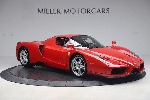 Used 2003 Ferrari Enzo for sale Call for price at Bugatti of Greenwich in Greenwich CT 06830 11