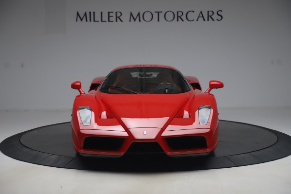 Used 2003 Ferrari Enzo for sale Call for price at Bugatti of Greenwich in Greenwich CT 06830 12