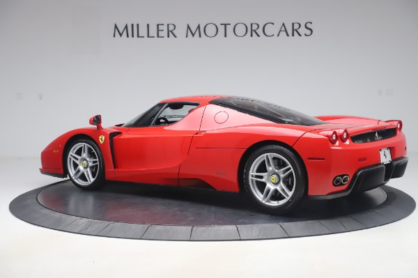 Used 2003 Ferrari Enzo for sale Call for price at Bugatti of Greenwich in Greenwich CT 06830 4