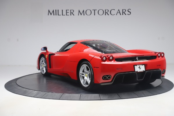 Used 2003 Ferrari Enzo for sale Call for price at Bugatti of Greenwich in Greenwich CT 06830 5