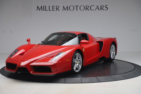 Used 2003 Ferrari Enzo for sale Call for price at Bugatti of Greenwich in Greenwich CT 06830 1