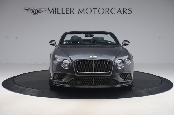 Used 2016 Bentley Continental GT Convertible Speed for sale $139,900 at Bugatti of Greenwich in Greenwich CT 06830 11