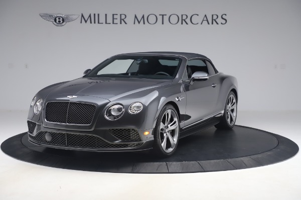 Used 2016 Bentley Continental GT Convertible Speed for sale $139,900 at Bugatti of Greenwich in Greenwich CT 06830 12