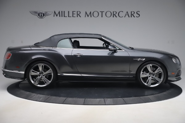 Used 2016 Bentley Continental GT Convertible Speed for sale $139,900 at Bugatti of Greenwich in Greenwich CT 06830 15