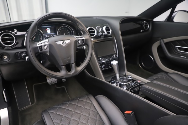 Used 2016 Bentley Continental GT Convertible Speed for sale $139,900 at Bugatti of Greenwich in Greenwich CT 06830 17