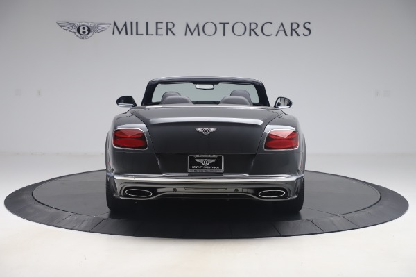 Used 2016 Bentley Continental GT Convertible Speed for sale $139,900 at Bugatti of Greenwich in Greenwich CT 06830 6