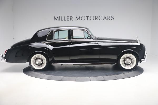 Used 1965 Rolls-Royce Silver Cloud III for sale $99,900 at Bugatti of Greenwich in Greenwich CT 06830 10
