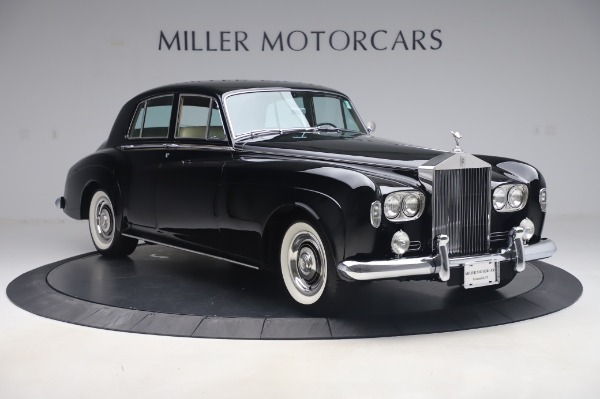 Used 1965 Rolls-Royce Silver Cloud III for sale $99,900 at Bugatti of Greenwich in Greenwich CT 06830 12