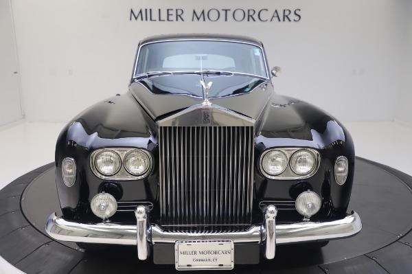 Used 1965 Rolls-Royce Silver Cloud III for sale $99,900 at Bugatti of Greenwich in Greenwich CT 06830 13