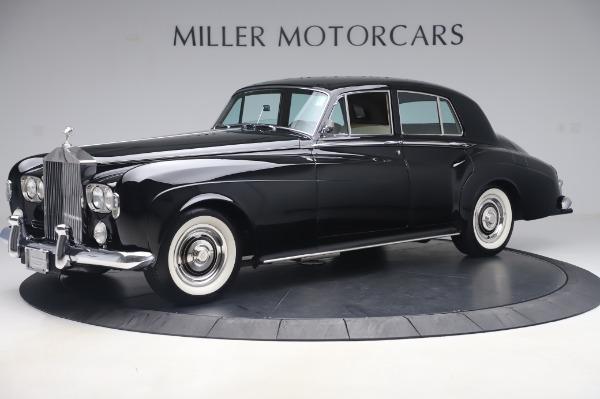 Used 1965 Rolls-Royce Silver Cloud III for sale $99,900 at Bugatti of Greenwich in Greenwich CT 06830 2