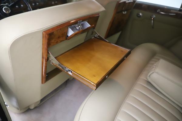 Used 1965 Rolls-Royce Silver Cloud III for sale $99,900 at Bugatti of Greenwich in Greenwich CT 06830 20