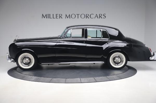 Used 1965 Rolls-Royce Silver Cloud III for sale $99,900 at Bugatti of Greenwich in Greenwich CT 06830 3