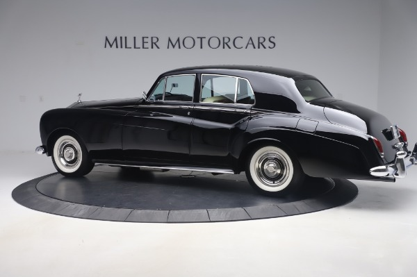 Used 1965 Rolls-Royce Silver Cloud III for sale $99,900 at Bugatti of Greenwich in Greenwich CT 06830 4