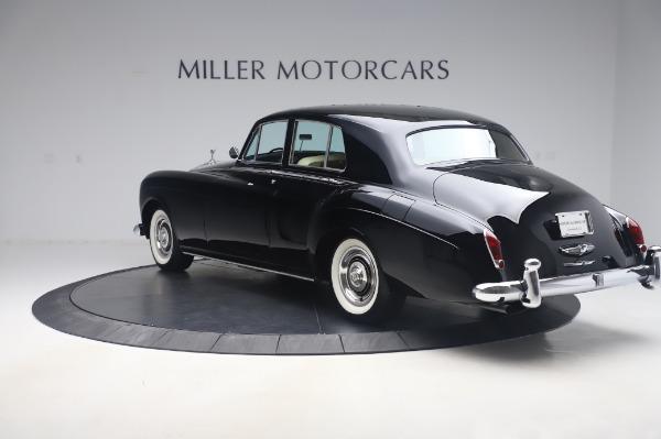 Used 1965 Rolls-Royce Silver Cloud III for sale $99,900 at Bugatti of Greenwich in Greenwich CT 06830 5