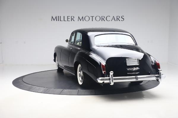Used 1965 Rolls-Royce Silver Cloud III for sale $99,900 at Bugatti of Greenwich in Greenwich CT 06830 6