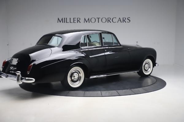 Used 1965 Rolls-Royce Silver Cloud III for sale $99,900 at Bugatti of Greenwich in Greenwich CT 06830 9