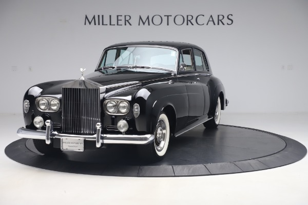Used 1965 Rolls-Royce Silver Cloud III for sale $99,900 at Bugatti of Greenwich in Greenwich CT 06830 1