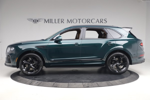 New 2021 Bentley Bentayga V8 First Edition for sale $265,205 at Bugatti of Greenwich in Greenwich CT 06830 3