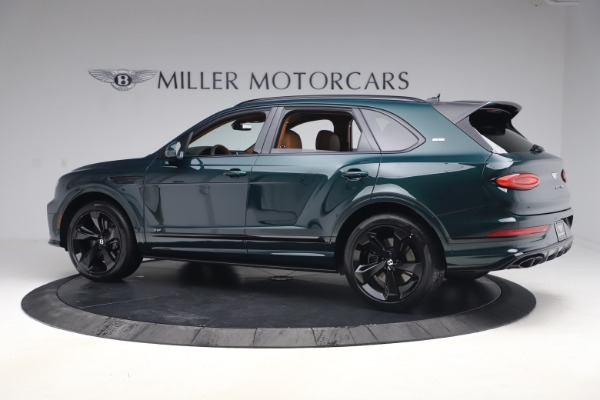 New 2021 Bentley Bentayga V8 First Edition for sale $265,205 at Bugatti of Greenwich in Greenwich CT 06830 4
