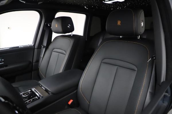 Used 2020 Rolls-Royce Cullinan for sale $355,900 at Bugatti of Greenwich in Greenwich CT 06830 10