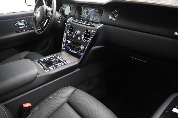 Used 2020 Rolls-Royce Cullinan for sale $355,900 at Bugatti of Greenwich in Greenwich CT 06830 13