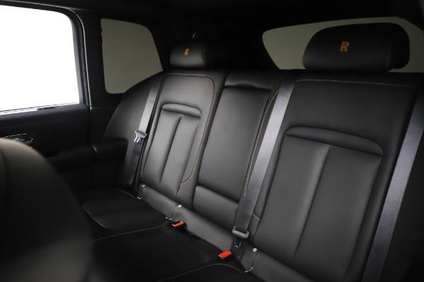 Used 2020 Rolls-Royce Cullinan for sale $355,900 at Bugatti of Greenwich in Greenwich CT 06830 15